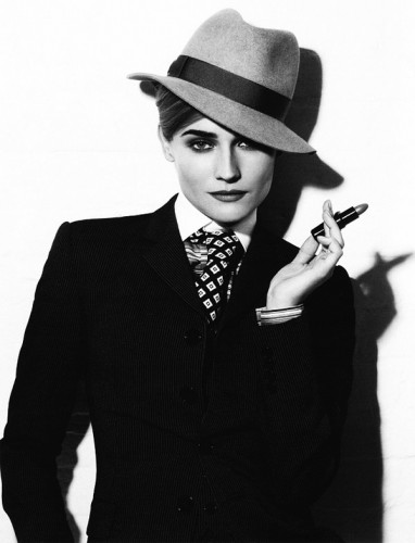 Diane kruger by Karl Lagerfeld