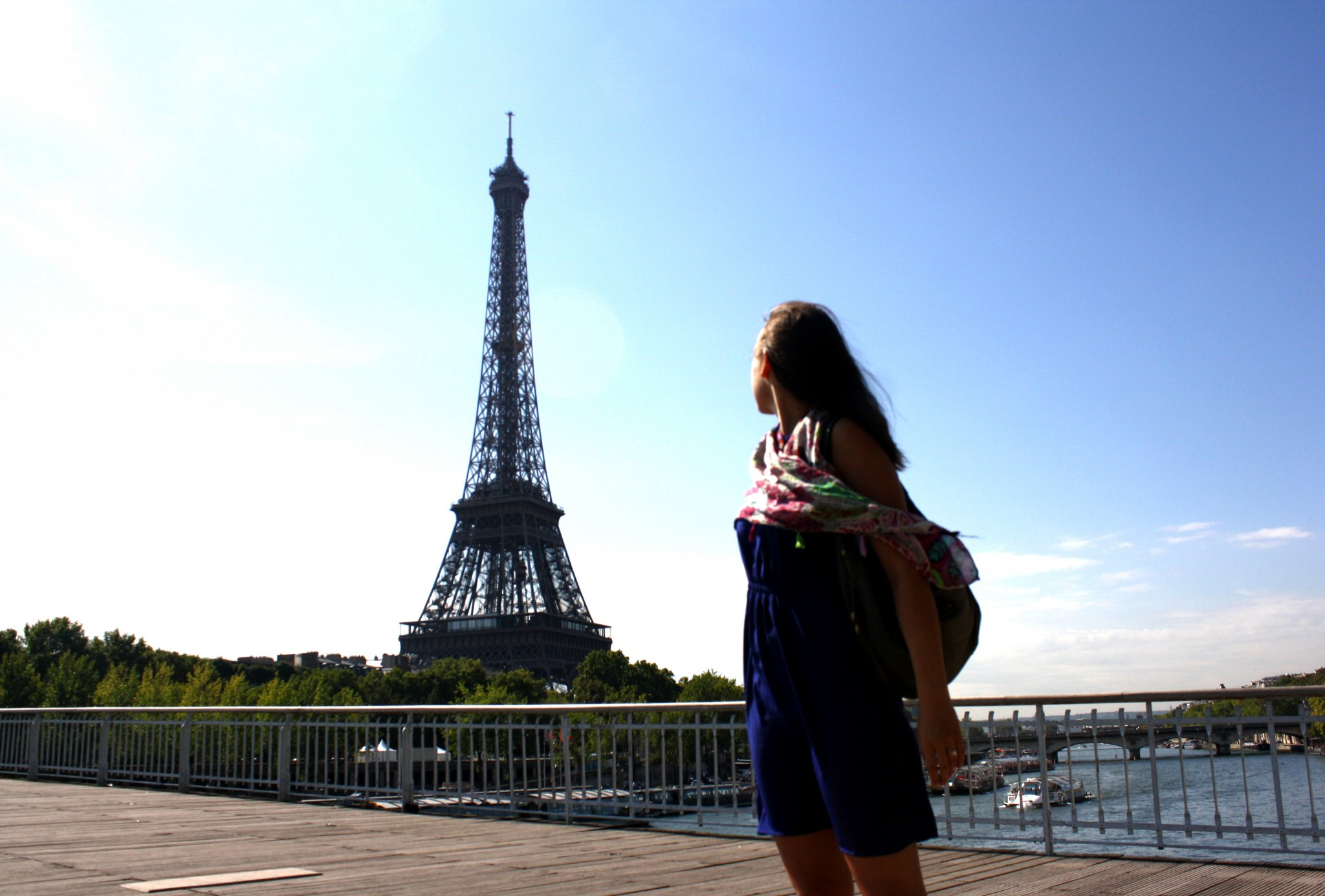 """We'll always have Paris"""