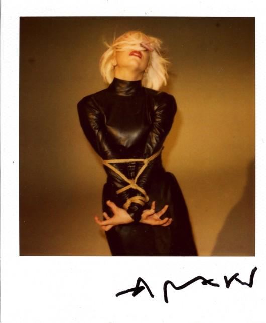 Lady Gaga Tied Up