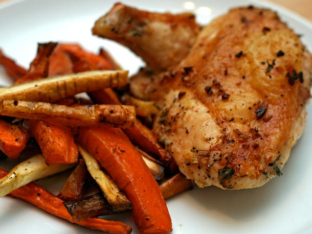 20101202-dt-roasted-chicken-bread-with-carrots-and-parsnips