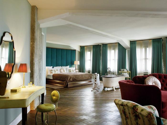 Soho House Berlin - pjatt.is