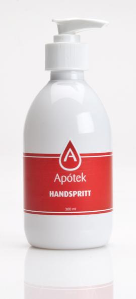 Handspritt