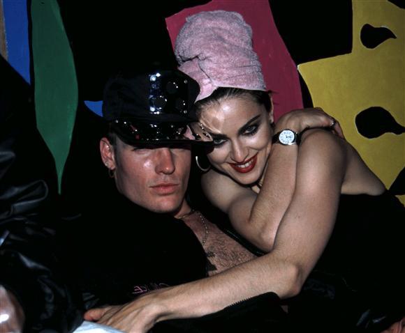 Vanilla Ice og Madonna, bara skrýtið og óþægilegt par. Of mikið af því góða.
