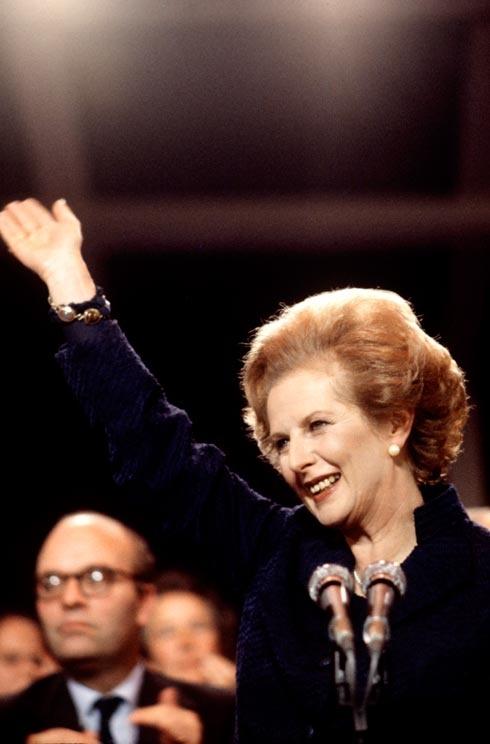 Margaret Thatcher, the Iron Lady, var vog. Kona sem var ekkert að láta segja sér hvernig hlutirnir ættu að vera. Hún fylgdi sinni sannfæringu og lét ekkert stöðva sig. Efldist bara við mótbyr ef eitthvað var. Mig grunar einmitt sterklega að vogin sé þessi týpa sem verður enn staðránaðir í að ná takmarki sínu ef henni er sagt að hún geti það ekki.