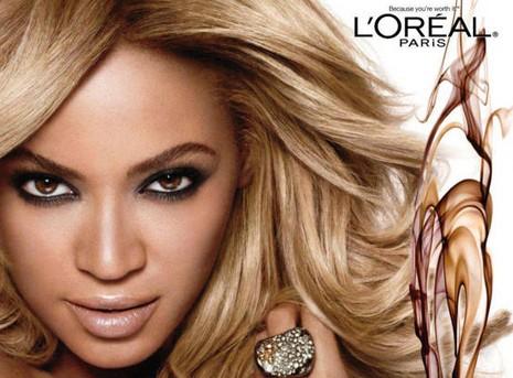 Beyonce-Loreal
