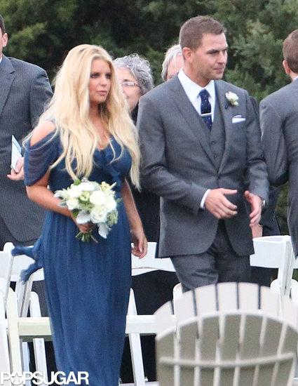 Jessica-Simpson-Bridesmaid-Lauren-Auslander-Wedding
