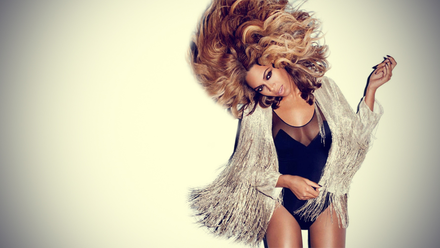 Beyonce-Dancing