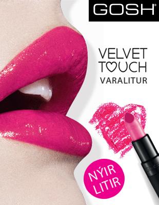 Gosh velvet Lipstick