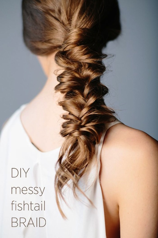 10-Le-Fashion-Blog-30-Inspiring-Fishtail-Braids-Messy-Low-Braid-Hair-Style-Via-Once-Wed