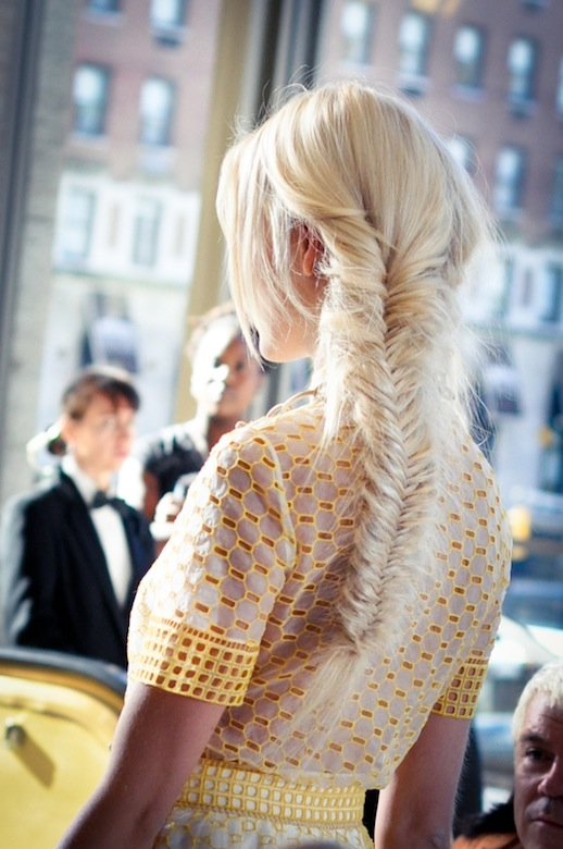 12-Le-Fashion-Blog-30-Inspiring-Fishtail-Braids-Messy-Braid-Tory-Birch-Hair-Style-Via-9-To-5-Chic