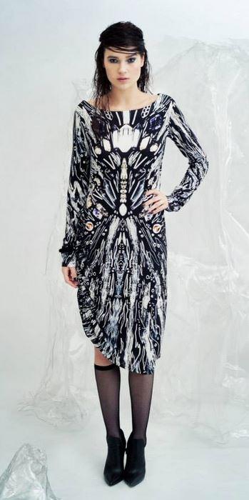 The Drape Dress-Hildur Yeoman