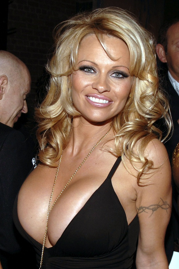 NEW YORK - FEBRUARY 2: Pamela Anderson attends the M.A.C. Chinese New Year Party on February 2, 2006 in New York City, New York. (Photo by Andrew H. Walker/Getty Images)