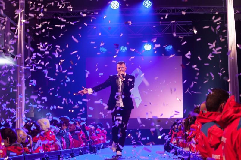 Bestseller Fashion Show 2015Reykjavik Iceland Cancer Awareness