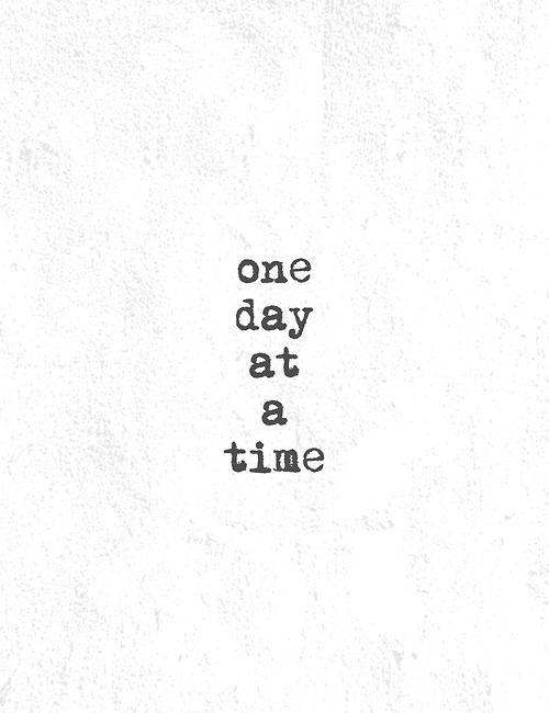 onedayatatime