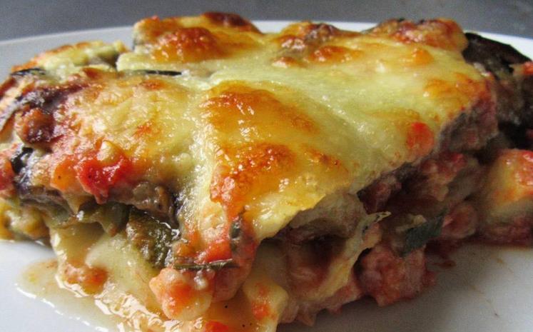 grænmetis lasagna