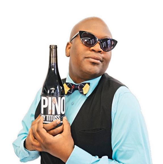 Titus Burgess Pinot Noir