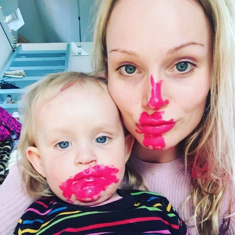 Sumar lúkkið 2016... Trendsetter.. #Babybeautyblog #mommymakeover