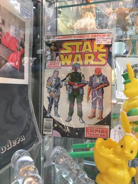 Star Wars aðdáendur myndu missa sig yfir þessu held ég.